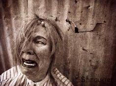 Patient Photo Inside an Insane Asylum.