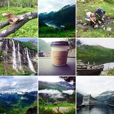 Norway | Fjorden | mountains