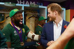 Prince Harry Photos Photos: England v South Africa - Rugby World Cup Final 2019 Prince Harry Photos, Prince Harry And Meghan, South Africa Rugby, Women's Cycling Jersey, Cycling Jerseys, Cycling Quotes, Cycling Art, World Cup Final, Rugby World Cup