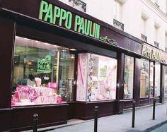 La Boutique pappo paulin plumes