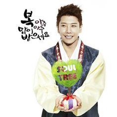 새해엔 복많이 받으세요♥ #박효신#과함께