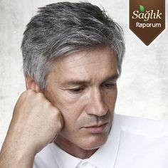 Beyazlayan saçlar olması gerekenden hızlı ve erken yaşlandığınızın bir göstergesidir. Saçların beyazlamasının genetik olduğu kadar stresten de olduğu bilin..