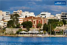 my beautiful gorgoius chalkida Old Greek, Athens, Greece, Beautiful Places, Landscapes, Mansions, House Styles, Summer, Decor