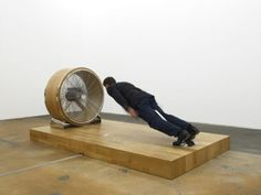 Philippe Ramette – Galerie Xippas Paris – 20 octobre – 19 novembre 2016. Explorateur des limites physiques et surtout mentales, inventeur d'un univers fantastique et souvent absur…