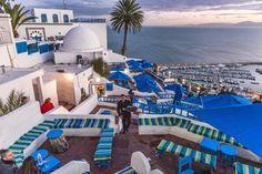 Sidi Bou Said by Water Fan on 500px (Tunisia)