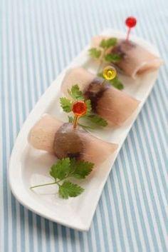 おもてなしに♡巨峰の生ハム巻き by ma2003co [クックパッド] 簡単おいしいみんなのレシピが251万品