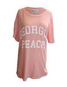 Georgia Peach #getfussed