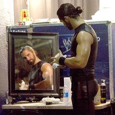 Seth Rollins like you've never seen him before: photos