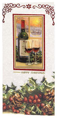 Craft Creations die cut decoupage - DCD615 - Christmas Cheer