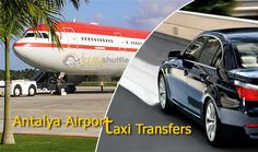 Antalya Airport Taxi Transfer to Kemer - Antalya Airport Transfers