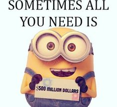 24 New Despicable Me Minions Quotes of The Week - Meet The Best You Minions Love, My Minion, Minion Things, Minions 2014, Funny Minion Memes, Minions Quotes, Minion Humor, Funny Qoutes, Cute Quotes