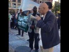 Ajamu Baraka Speaks Out for the 99% in Harlem New York, NY 26th Sept 2016