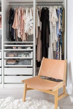 Small Space Living: Mastering Minimalism In 800 Sq Ft. Closet StorageCloset  ...