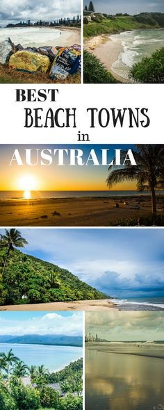 The truth is, a perfect beach getaway is all about the atmosphere and vibe of the beach town itself! Travel Oz, Best Travel Books, Books Australia, Australia Travel, Australia 2017, Tasmania, Travel Around The World, Around The Worlds, Journey