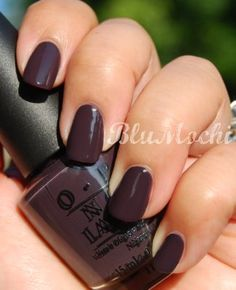 OPI I Brake For Manicures- got this nail polish for $1 on clearance at Sam moon this week!!!!