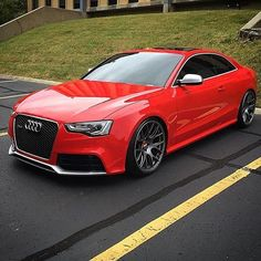 Beastly Audi RS5