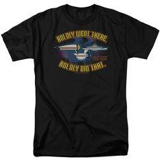 Star Trek: Original Series: Bold T-Shirt