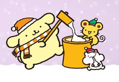 kawaii sanrio Christmas <3
