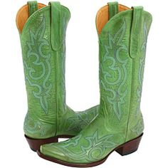 St. Patty's Day Kickers!!! Erin go boot!