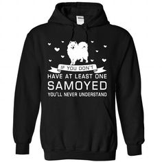 Samoyed T Shirts, Hoodies, Sweatshirts. GET ONE ==> https://www.sunfrog.com/Pets/Samoyed-3635-Black-Hoodie.html?41382