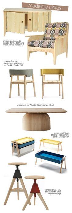 MILAN 2012 - wooden furniture