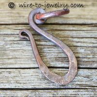 Types of Clasps Made with Wire