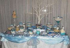 Image detail for -Candy buffet hire - colour themed or retro sweets