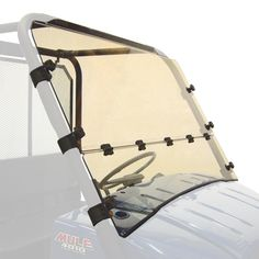 Kawasaki Mule 4000/4010 Full-Tilting Windshield