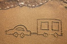 To the uninitiated, off road towing across sand can be a daunting prospect, but you have a much better chance if you follow these basic guidelines.