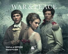 War and Peace BBC 2016
