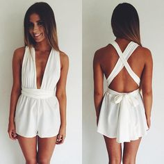 Jennifer Romper from The Prissy Shop. Saved to Quick Saves. Shop more products from The Prissy Shop on Wanelo.