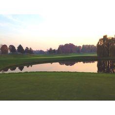 Le Robinie golf club, Italy
