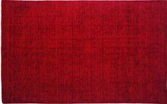Beldin Area Rug RED