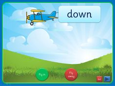 An interactive PowerPoint, linked to Letters and Sounds (Phase 3), that can be worked through at your own pace. Each slide has up to four high frequency words included and they can be viewed individually. The words 'fly in' attached to old fashioned planes and can 'fly out' once viewed. This presentation could be used for small groups and individual children in addition to whole class teaching. The Comic Sans activity is editable while the others use an embedded font (SassoonInfant)