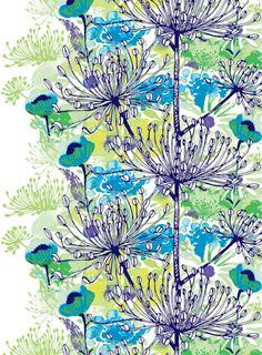 print & pattern: FABRICS - vallila