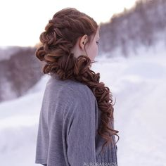 Magnificent Braids by Mia & Linda, Norway!
