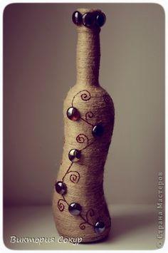 Декор предметов Завитки Шпагат