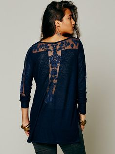 Free People FP New Romantics Jilly Tee, $68.00