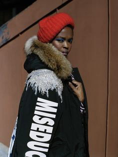 Lauryn Hill lands her first fashion ads as the face of Woolrich's fall-winter 2018 campaign. Photographed on location in Washington Heights, New York… Fashion Shoot, Editorial Fashion, Ms Lauryn Hill, Miseducation Of Lauryn Hill, Lauren Hill, Washington Heights, Campaign Fashion, Fashion Advice, Fashion Brand