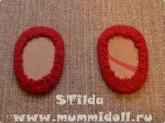 Mimin Muñecas: Muñecas como se prepara la pierna y los zapatos para la muñeca molde piernas y zapatos mimindolls.blogspot.com.br