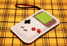 actually, I could easily sew this myself. wait, that's a pretty good idea! #mobile #case #gameboy #videogame