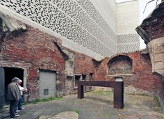 Kolumba Museum by Peter Zumthor - brickwork