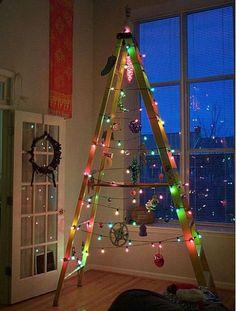 Neste ano, ao meu alcance, minha árvore de natal seguirá essa referência.