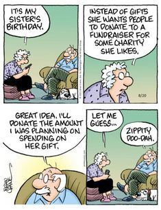 She Likes, Sister Gifts, Comic Strips, Fundraising, Charity, Sisters, How To Plan, Comics, Birthday