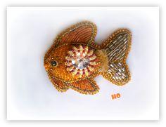 Брошечки для внучек. | biser.info - всё о бисере и бисерном творчестве