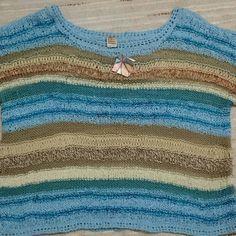 #handmade #piezasunicas #uniquepieces #fashion #knitting
