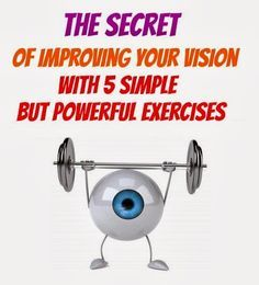 improve vision with exercise