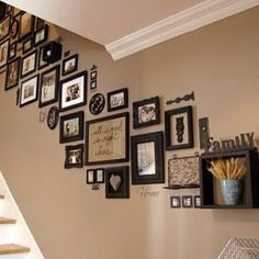 Always dreamed to have in this way decorated wall!