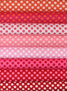 Polka Dots Fabric