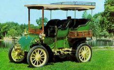 1904 Knox Touring Model Tudor -  (Knox Automobile Company Springfield, Mattachutes 1899-1915)